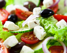 Greek Salad Catering