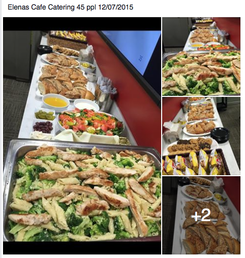 Boston Catering Company December Is Always Busy But