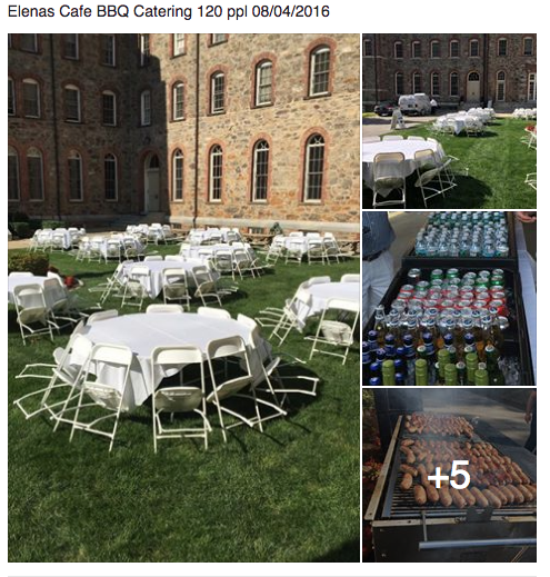 BBQ Boston catering summer