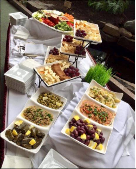 Office catering in MA USA