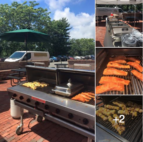 BBQ Boston events catering