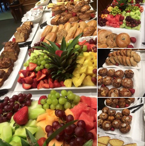 Fruit catering Boston