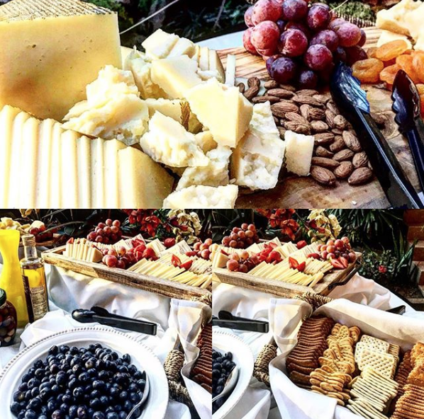 Cheese and Snack Catering