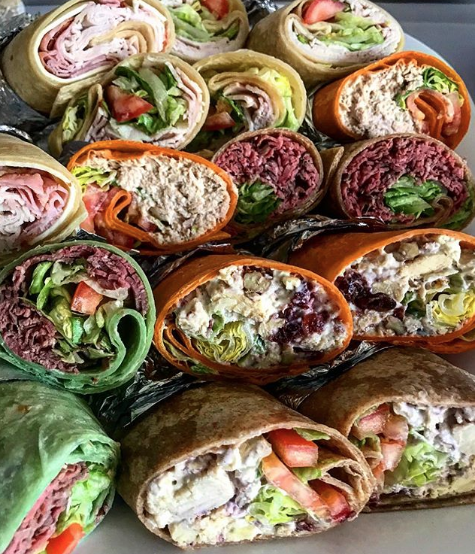 Office Catering Boston